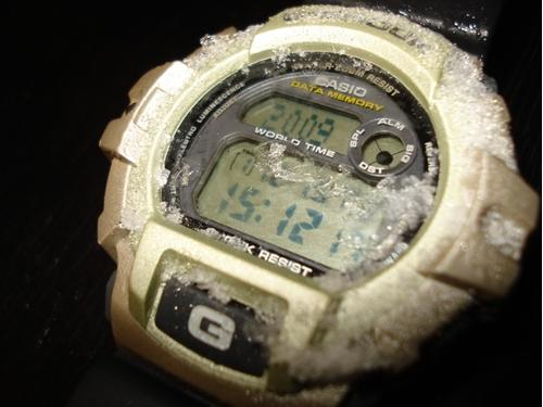 G-Shock Master of G is the Toughest