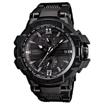 G-Shock GWA1000FC-1A: For Black Fanatics