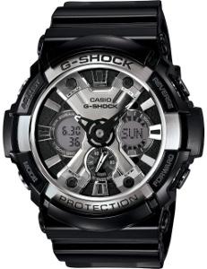 G-Shock Classic GA200BW-1A