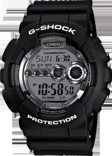 G-Shock X-Large GD100BW-1