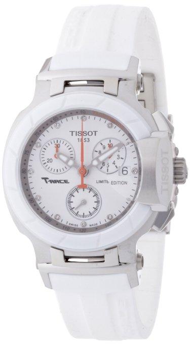 Picture of Danica Patrick Tissot PRC200 watch