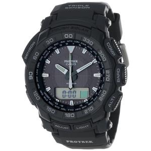 The perfect watch for mount climbing - Casio Pro-Trek PRG550-1A1