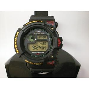 The very first generation of G-Shock frogman - DW6300-1A