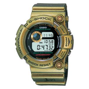 Yellow G-Shock GW200GM-9