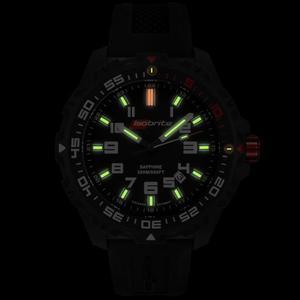 Armorlite ISO100 tritium radioluminescence