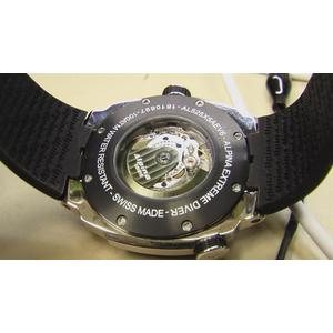 Back casing of alpina diver extreme
