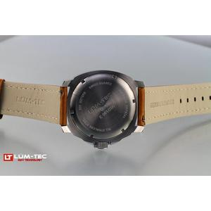 Back view of top-rated analog watch for 500 budget