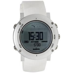 Beautiful Suunto alu pure white