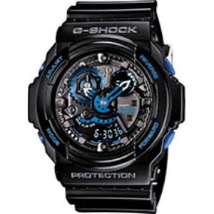 Casio 30th G-shock celebration with GA303B-1a