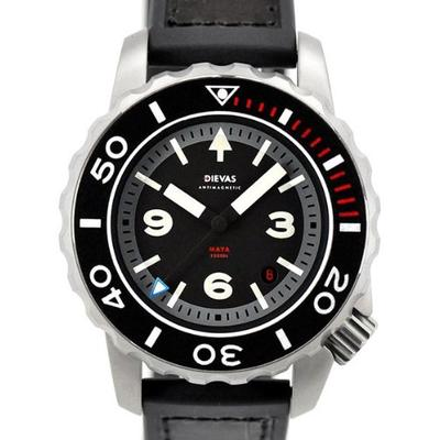 Fine German-made professional diving watch - Dievas Aqualuna