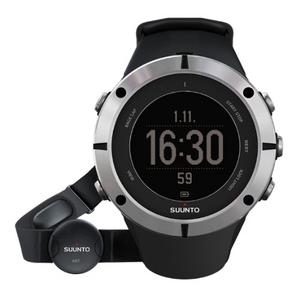 Suunto ambit2 with heart rate monitoring