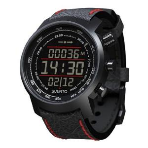 Suunto premium watch for outdoor enthusiasts - elementum series