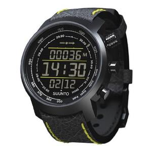 Suunto premium watch for outdoor lover - elementum terra steel