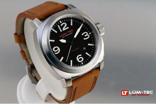 Lum Tec M55: The Best Tough Analog Watch for $500 Budget
