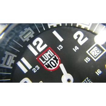 Close up view of Luminox 3051