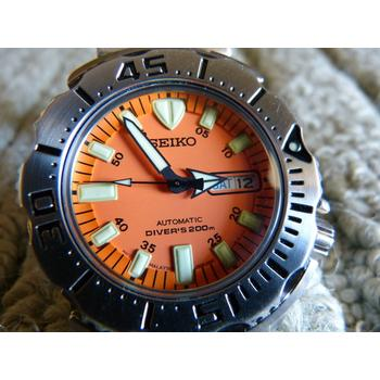 Seiko SKX781 - #1 most popular low-cost tough analog watch