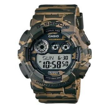 Image of G-shock GD-120CM-5CR camo series