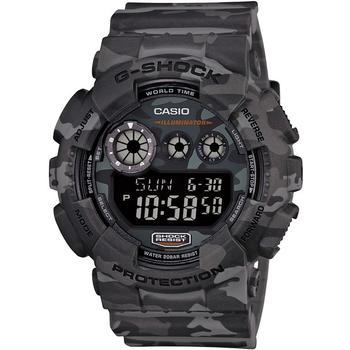 Photo of G-shock Camouflage Series Gd-120cm-8jr