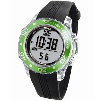Pyle Sports Snorkeling Watch in green