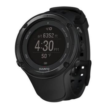 Altimeter reading in Suunto Ambit2 GPS Heart Rate Monitor