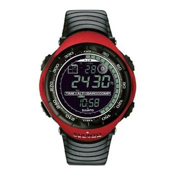 Picture of red Suunto vector wristop computer