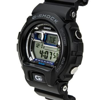 Side view of G-Shock GBX6900B-1