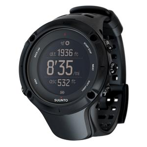 Image of Suunto Ambit3 displaying altitude information