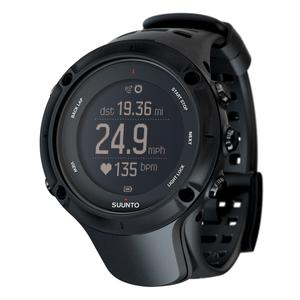 Picture of Suunto Ambit3 showing heart rate monitor information