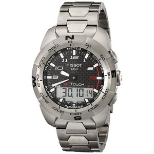 Picture of Tissot Mens T0134204420200 T Touch Expert Watch