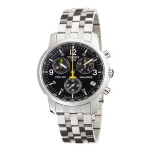 Picture of Tissot Mens T17158652 PRC 200 Chronograph Watch
