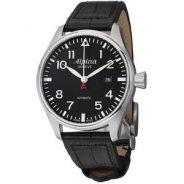 Alpina Geneve Startimer Automatic AL525B4S6: Simple but Stunningly Elegant Aviation Watch