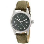 Hamilton HML-H69419363 Khaki Field Green: One of the Finer Choice for Military Men and Women